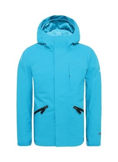 The North Face Lenado Insulated Kız Çocuk Mont Mavi Mavi